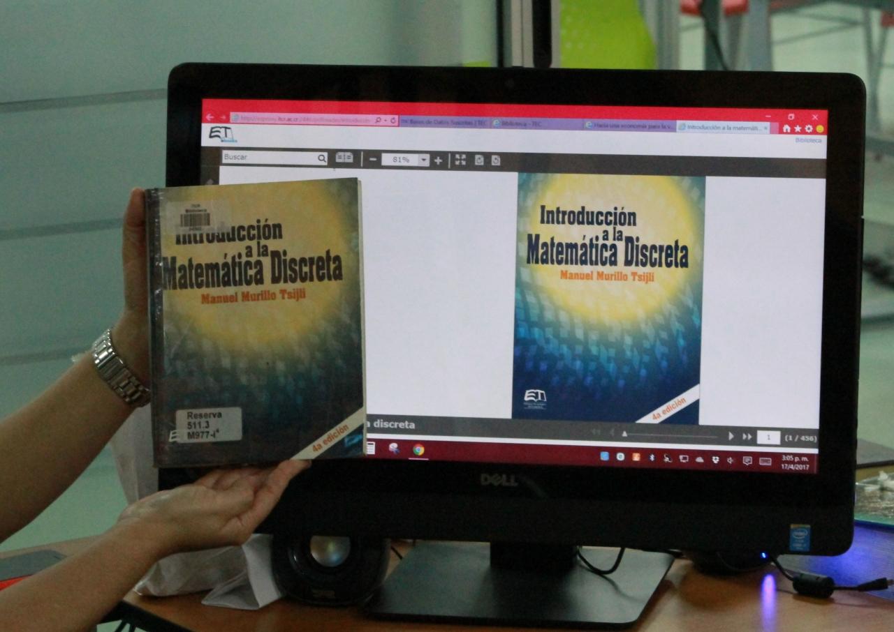 Su libro al instante!: los pasos agigantados de informarse