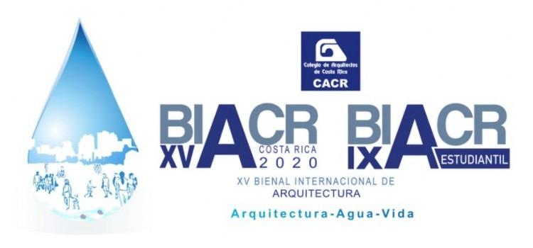 Afiche de las Bienales de Arquitectura