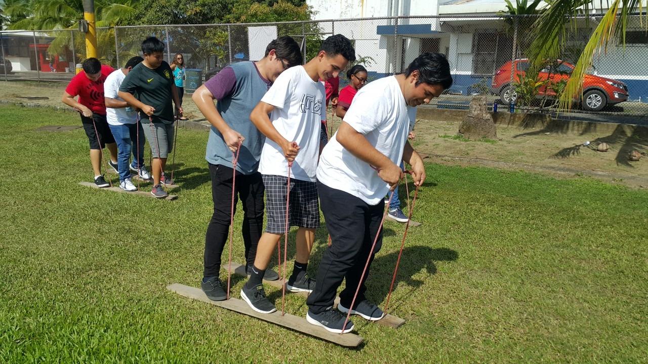 Centro Academico Limon Motiva A Sus Nuevos Estudiantes A Un Futuro