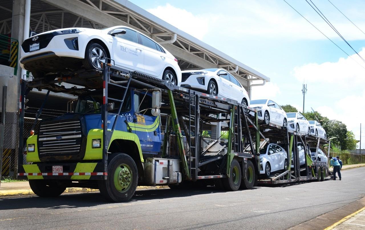TEC adquiere carros híbridos en su compromiso hacia la carbono neutralidad  | Hoy en el TEC