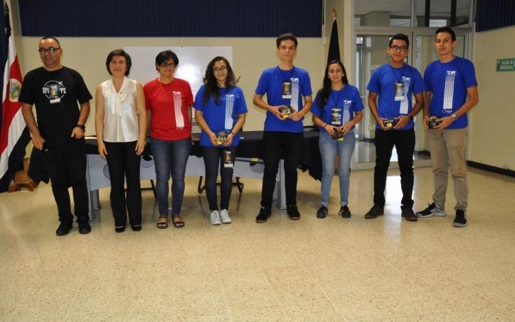"El ""Team Meraki"" ganó lacategoríaPeople´s Choice."