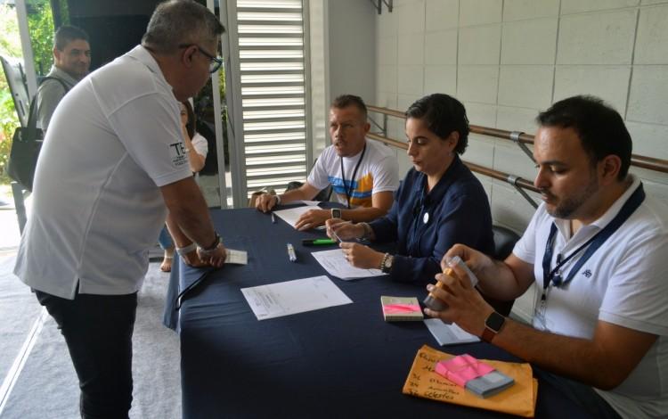 Elecciones en San José.