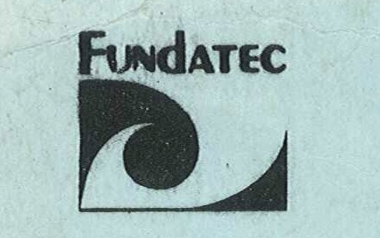 Primer logo (Imagen: cortesía de FundaTEC).
