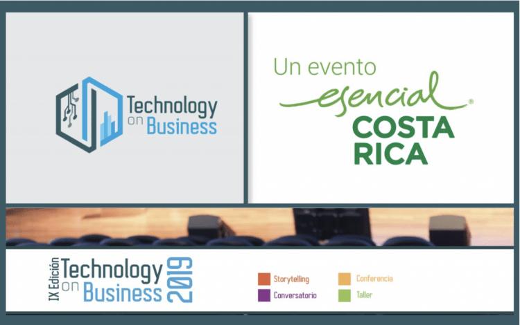 logo del evento con marca esencial Costa Rica