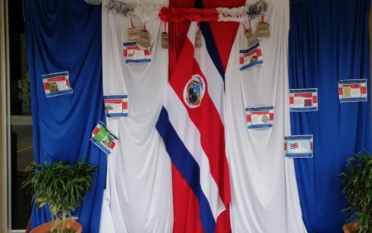 Espacio típico en el Centro Académico de Alajuela