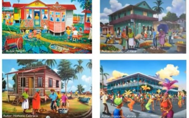 imágenes de las obras que representan  la riqueza arquitectónica patrimonial del centro de la provincia.