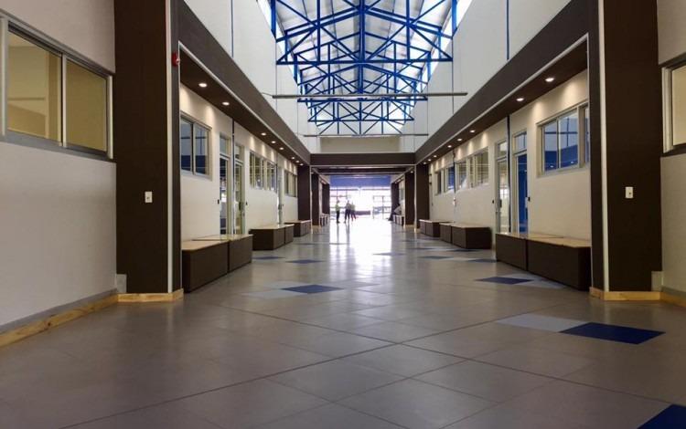 Las aulas del Centro Académico Limón comenzarán a funcionar en el segundo semestre. (Foto: Vidalco S.A)
