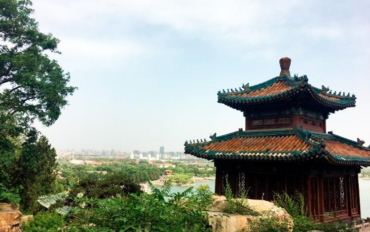 Imagen de torre china