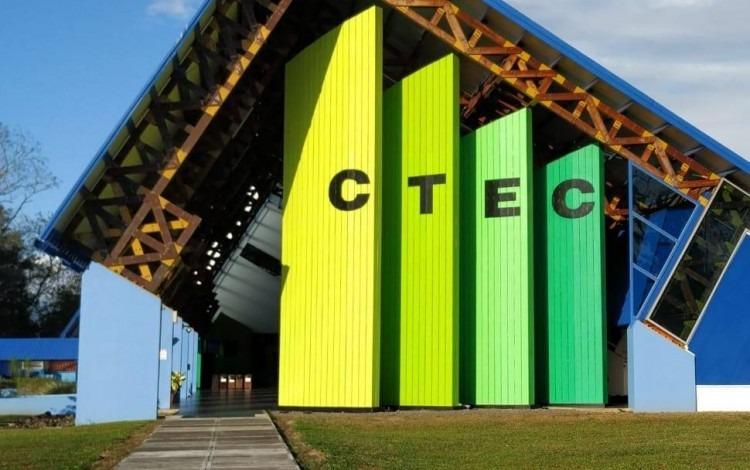 parte exterior del CTEC