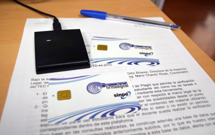 Firma digital será un aliado para disminuir el uso de papel | Hoy en ...