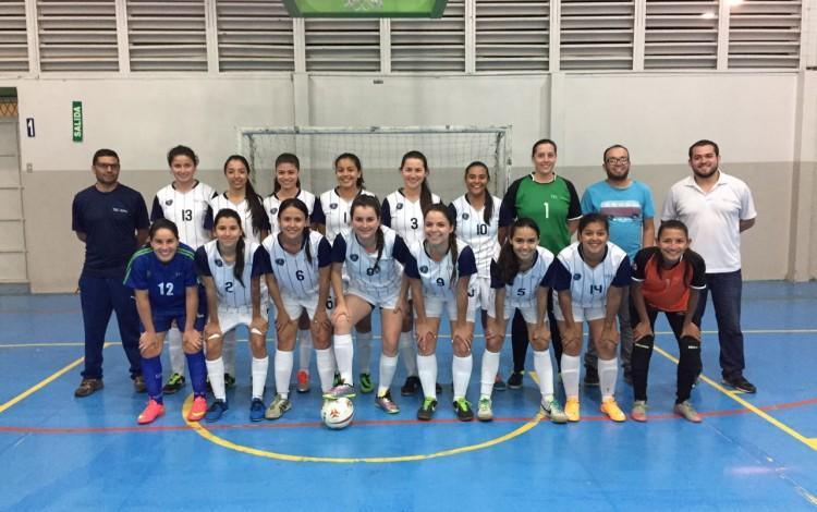 equipo futsal femenino tec