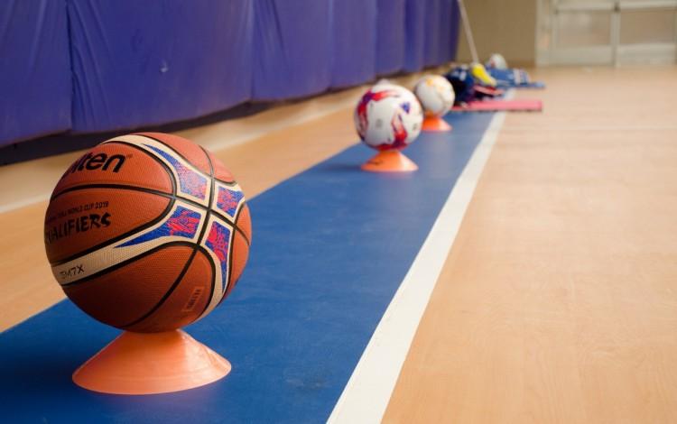 Balones de diferentes deportes.