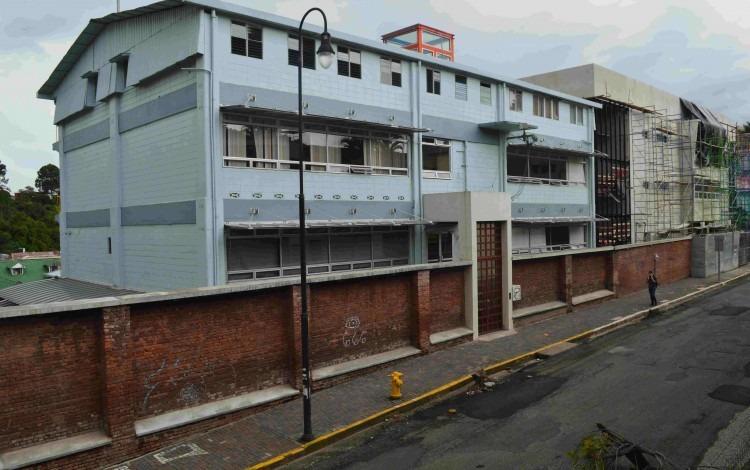 El 2016 fue testigo de la formalización del edificio Rafles a nombre del Tecnológico y del levantamiento del nuevo edificio de aulas y biblioteca (Foto Fernando Montero).
