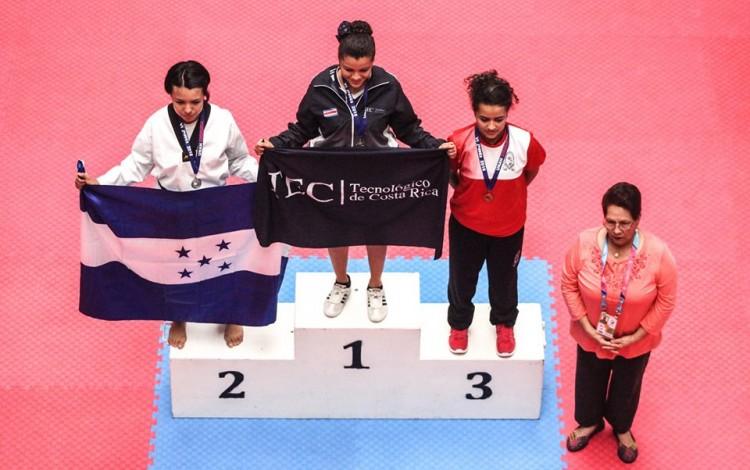 ganadora medalla de oro del tec