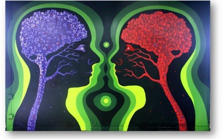 mural Pensamiento Arbóreo