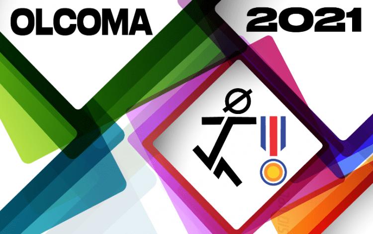 Logo de OLCOMA 2021.