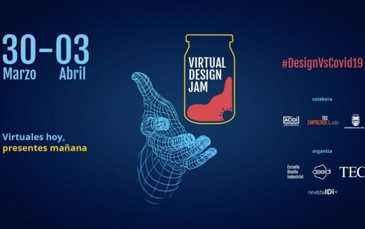 Logo del Design Jam