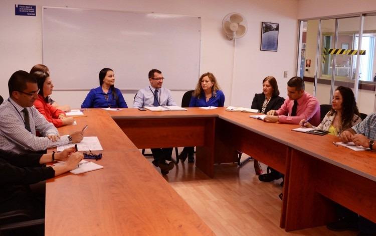 Auditoría TEC en reunión