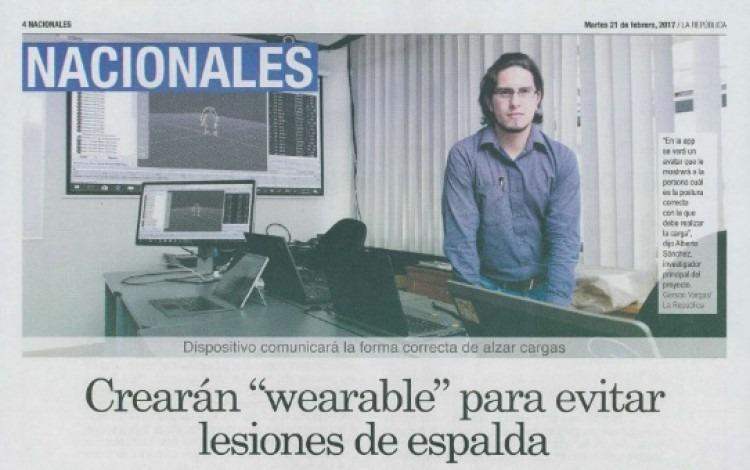 La investigación y aporte del TEC son noticia nacional en los principales medios de comunicación. (Imagen: La República)