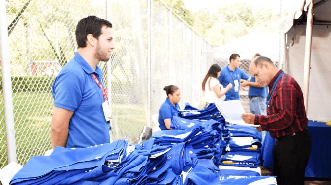 Entrega de 2016 de los galardones de Bandera Azul Ecológica, categoría Cambio Climático. Foto: Archivo OCM.