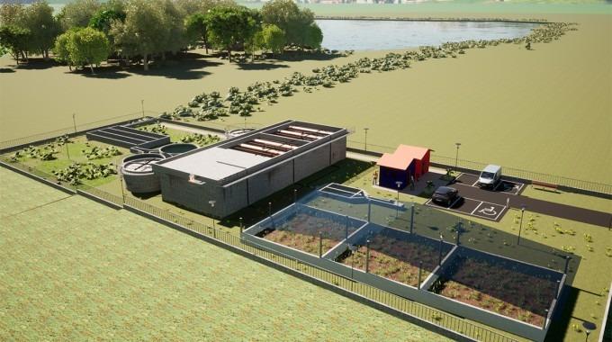 diseño de sistema de alcantarillado y la planta de tratamiento de aguas residuales, para las comunidades de Sámara, Cangrejal y Torito