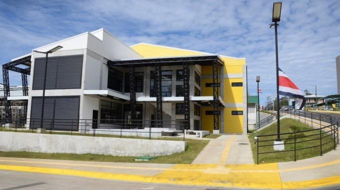 Nueva Biblioteca del TEC.