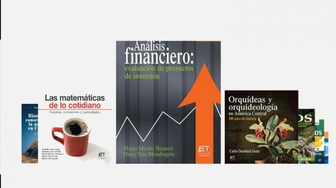Libros de la Editorial.