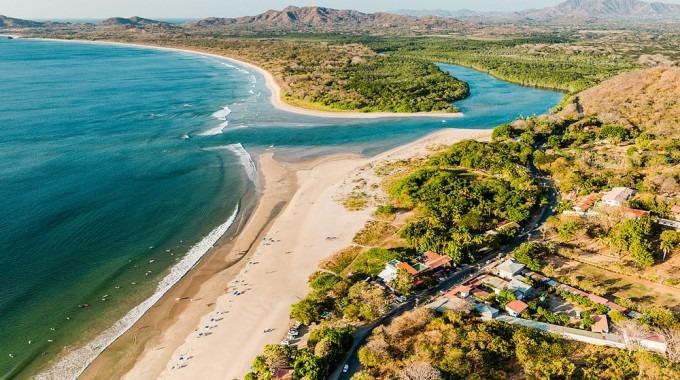 Imagen del Parque Nacional Marino Las Baulas