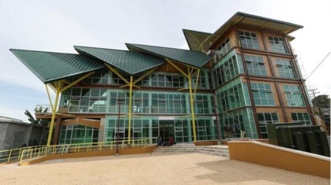 Nuevo edificio de la Municipalidad de Limón
