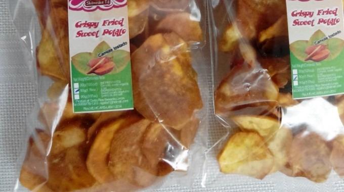 imagen de unos  snacks
