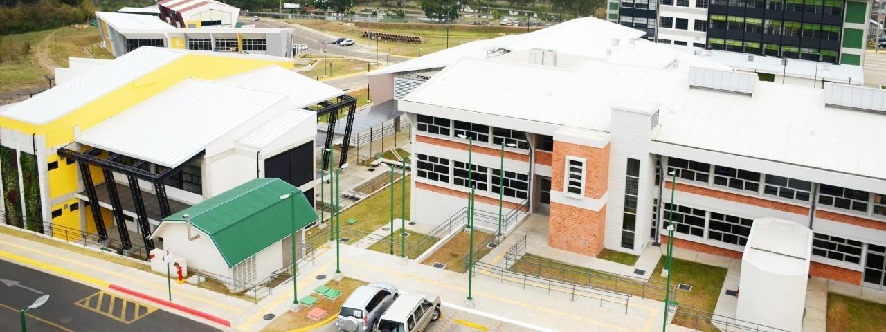 Imagen de edificios del TEC