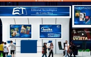 Exhibición en la edición virtual de la Feria Internacional del Libro
