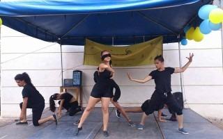 DanzaTEC fue el encargado de cerrar las presentaciones culturales de este Festival (Foto: VolunTEC)