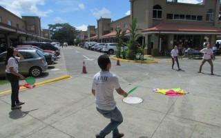 Las actividades recreativas también se hicieron presentes en el evento.