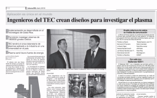 InformaTEC. Abril, 2010