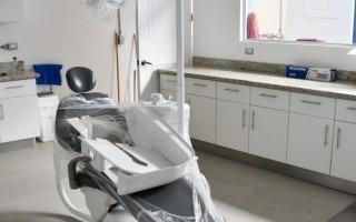 La clínica odontológica ahora cuenta con mejores condiciones para la atención de pacientes.