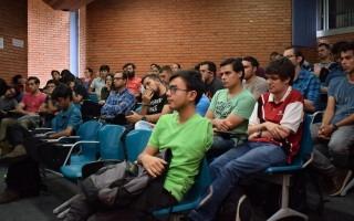 Del evento participaron más de 60 estudiantes. (Foto: Andrés Zúñiga / OCM).