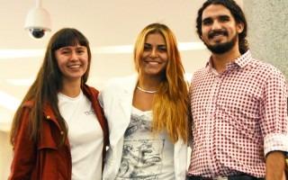 El proyecto Ecologic-All fue el favorito del público. (Foto: Ruth Garita/OCM)