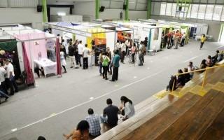 En total, en la Feria participaron 78 proyectos. (Foto: Ruth Garita / OCM).