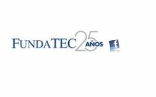 Logo 25 aniversario (Imagen: cortesía de FundaTEC).