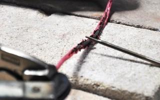 La temperatura del cable es medida constantemente.