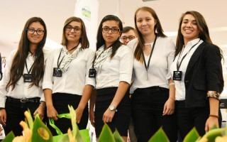 """Pavimentos Verdes, ganador de """"Proyectos generados de investigaciones"""". (Foto: Ruth Garita/OCM)"""