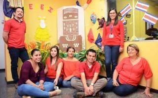 Rincón Patrio a cargo del Departamento de Trabajo Social. (Foto: Ruth Garita / OCM).