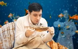 Uvieta y los pescados