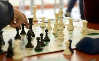 Tablero de ajedrez.