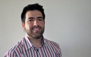 José Asenjo es colaborador del Laboratorio de Plasmas desde 2009. Ahora continúa como investigador asociado ad honorem. Foto: OCM.
