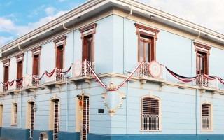 Imagen del Edificio de la Casa de la Ciudad.