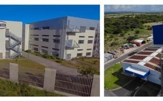 imagen de las instalaciones de Gutis Ltda y BioMar