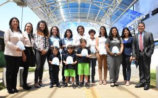 12 mujeres, líderes en sus campos o espacios, fueron homenajeadas por el TEC este 8 de marzo. Foto: Ruth Garita/OCM.