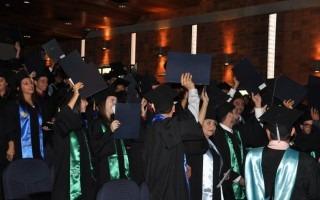 estudiantes del tec en graduacion